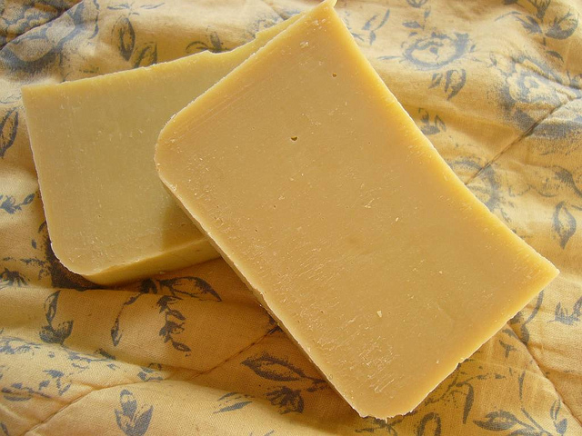 There are many variants for soap colorants