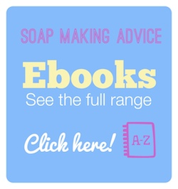 Soap Making Made Easy: comprehensive Ebook package by Michelle Gaboya on making soap, soap lye, soap ingredients, soap recipes, more