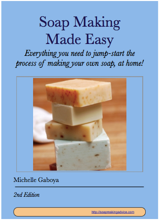 Soap Making Made Easy by Michelle Gaboya